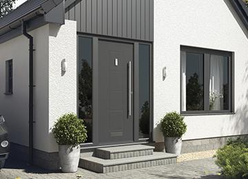 Rockdoor Stylish Front Doors Standish